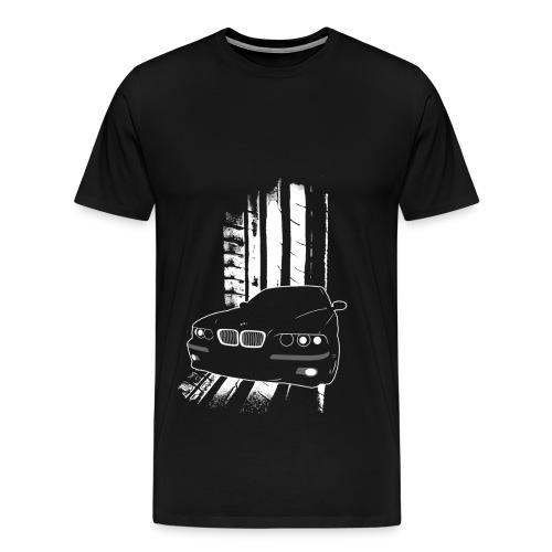Men's BMW M5 T-shirt - Men's Premium T-Shirt