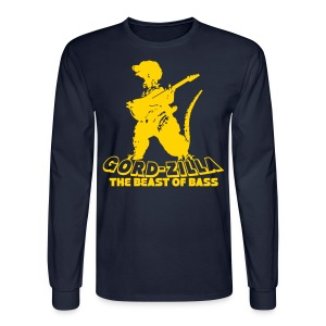 Gord-Zilla! - Men's Long Sleeve T-Shirt