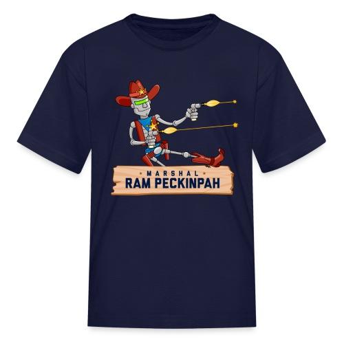 Marshal Ram Kid's T-Shirt - Kids' T-Shirt