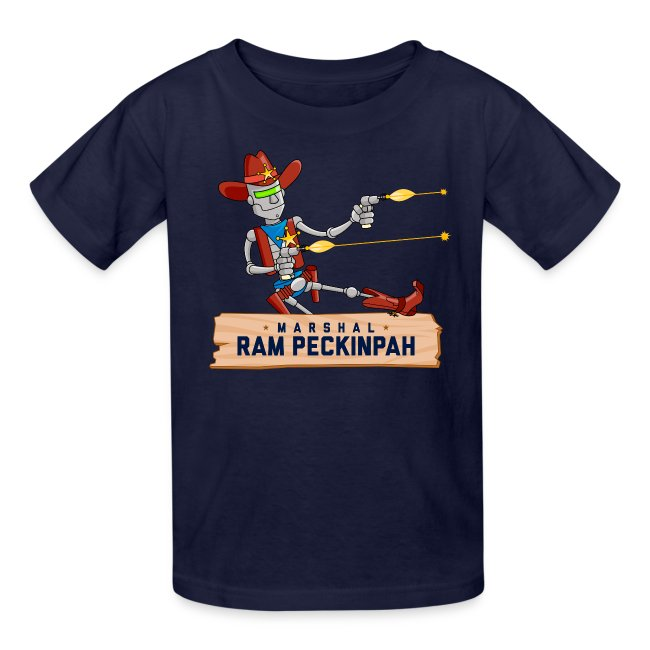 Marshal Ram Kid's T-Shirt