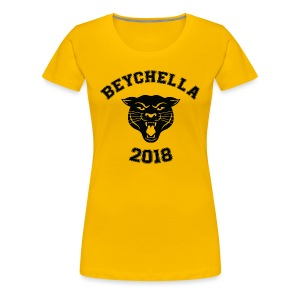 Beychella 2018 - Women's Premium T-Shirt