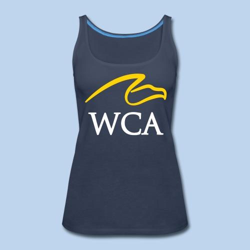 Women's Big Logo Tank - Women's Premium Tank Top