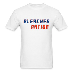 Bleacher Nation Two Tone - Men's T-Shirt