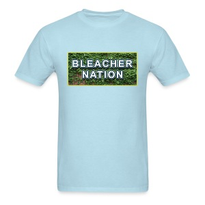 Bleacher Nation Logo - Men's T-Shirt
