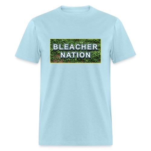 Bleacher Nation Logo - Men's T-Shirt