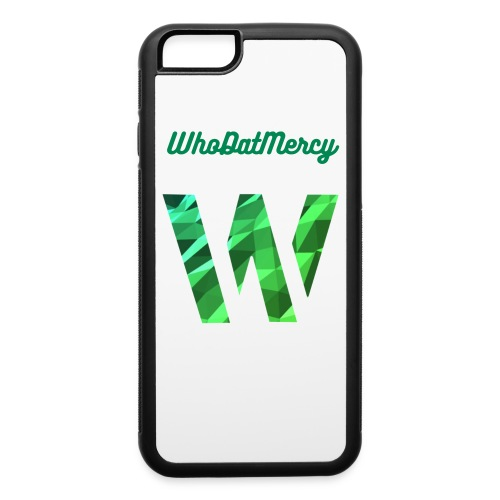 WDM Phone case - iPhone 6/6s Rubber Case