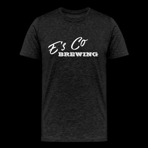 E's Co Brewing Original - Men's Premium T-Shirt