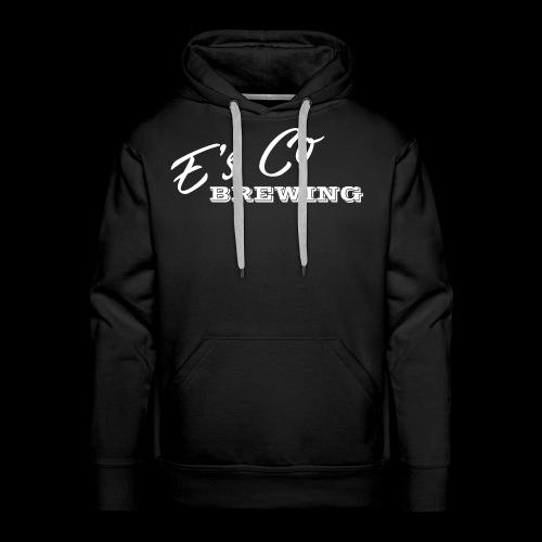 E's Co Brewing Original Premium Hoodie - Men's Premium Hoodie