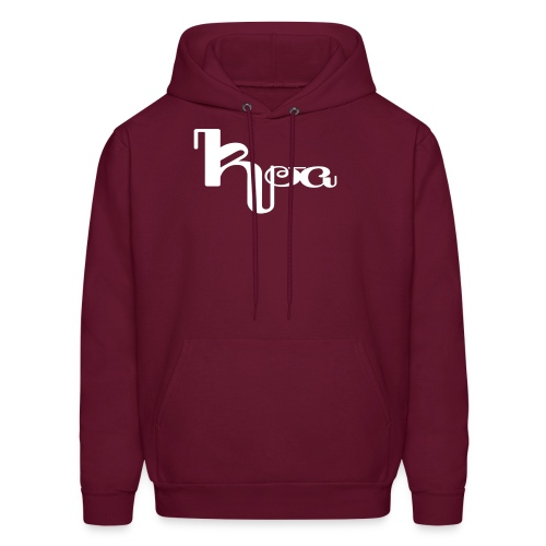 Official Koa Designs Hoodie (No warrior on the back) (White Logo) - Men's Hoodie