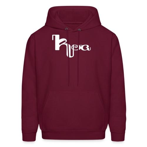 Official Koa Designs Hoodie (No warrior on the back) (White Logo) - Men's Hoodie
