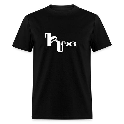 Official Koa Designs T-Shirt (No warrior on back) (White Logo) - Men's T-Shirt