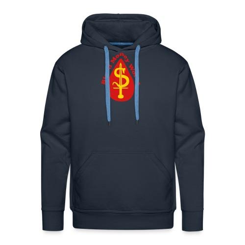 Blood Money World - Men's Premium Hoodie
