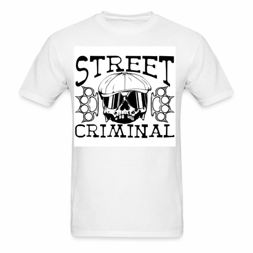 Streets are watching  - Men's T-Shirt