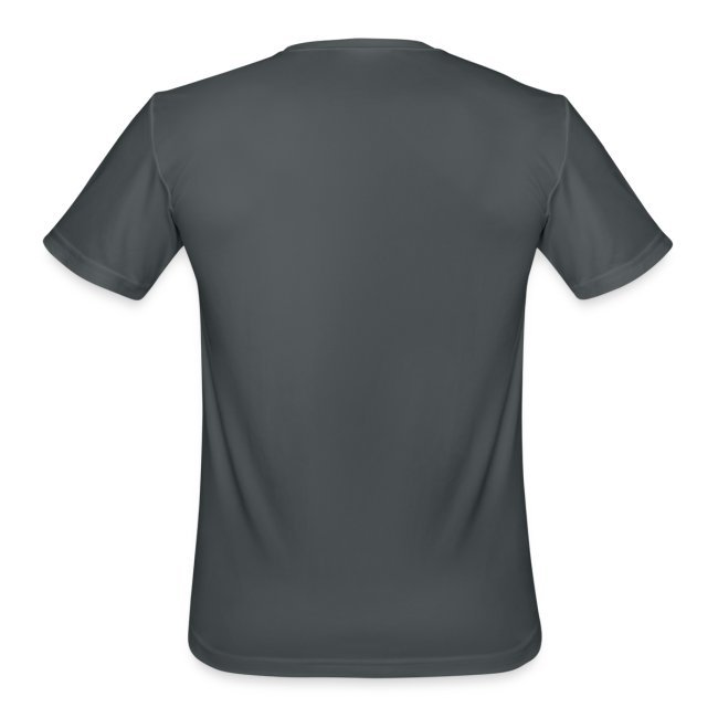 ReadyGolfr workout shirt (dk grey)