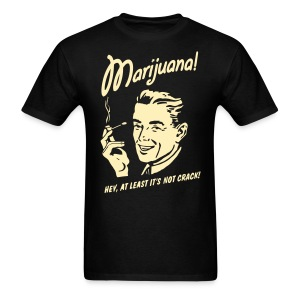 MARIJUANA T-Shirt Men - Men's T-Shirt
