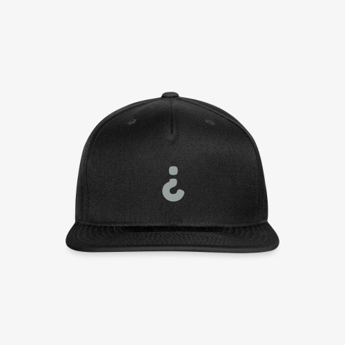 'untitled.' snapback - Snap-back Baseball Cap