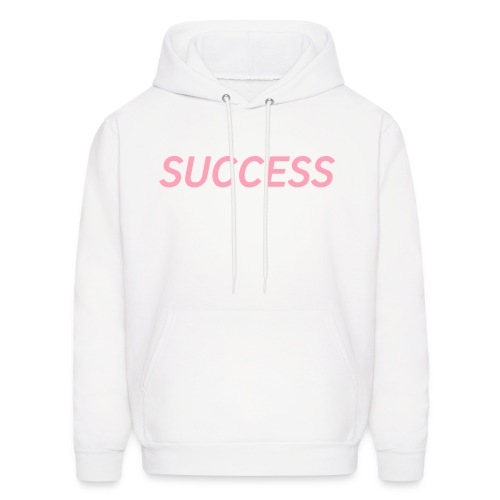SUCCESS HOODY by Louis Luzuka - Men's Hoodie