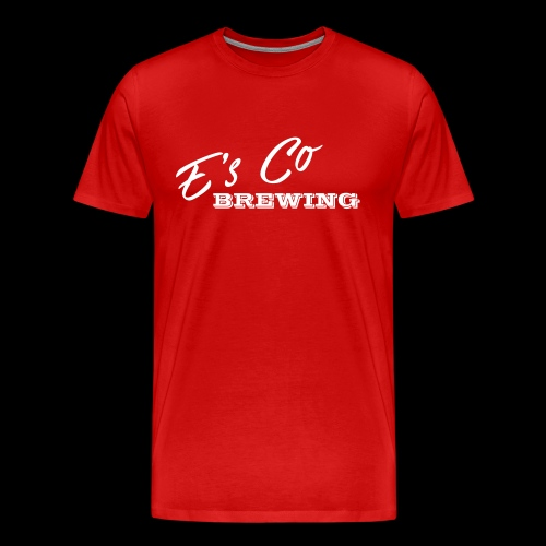 E's Co Brewing Original - Men's Premium T-Shirt