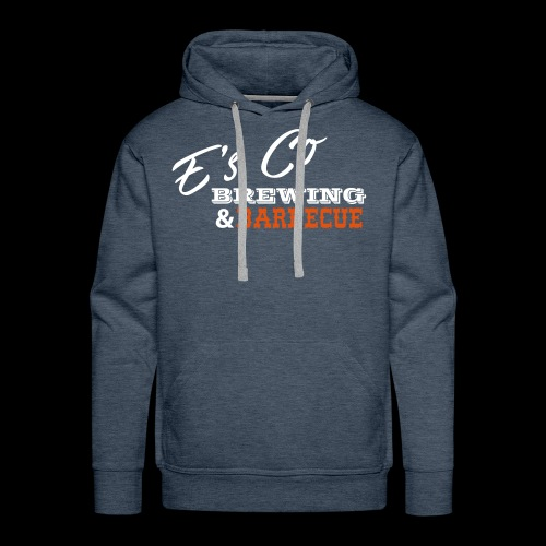 E's Co Brewing & Barbecue Original Premium Hoodie - Men's Premium Hoodie