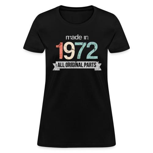 vintage 72 - Women's T-Shirt