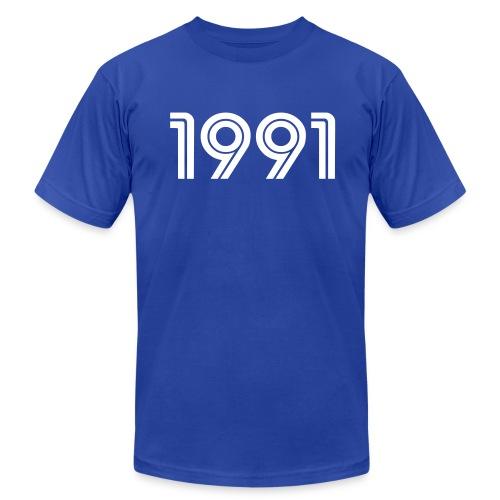 BJ - Men's Fine Jersey T-Shirt