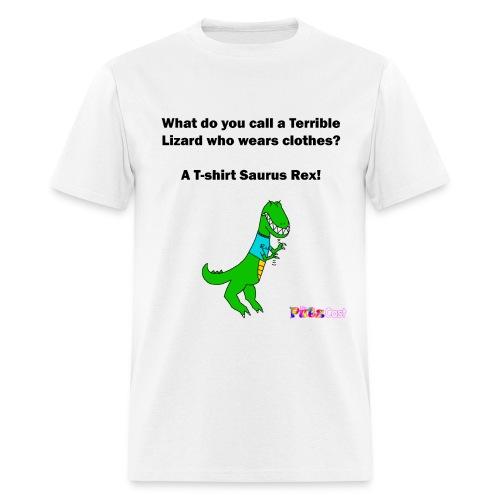 T-shirt Saurus - Men's T-Shirt