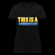 T-Shirts ~ Women's T-Shirt ~ Article 11573505