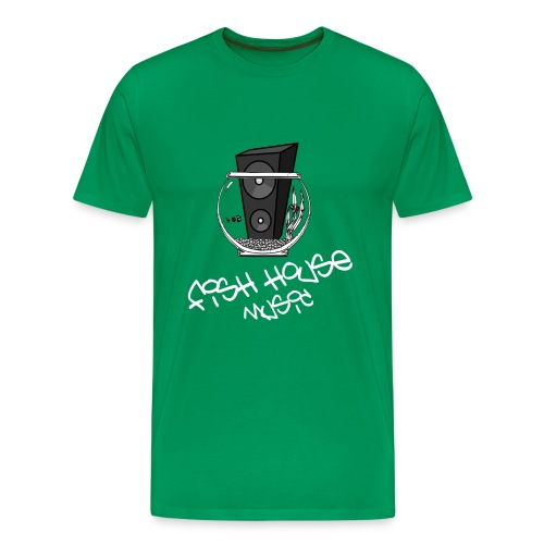 Fish Bowl Fridays T-Shirt - Men's Premium T-Shirt