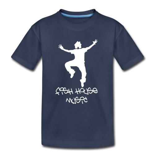 Kids House Head T-Shirt - Kids' Premium T-Shirt