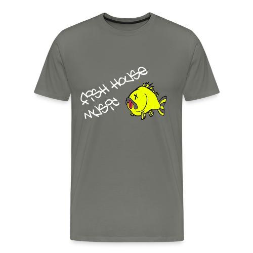 Fish House Music *New T-Shirt - Men's Premium T-Shirt