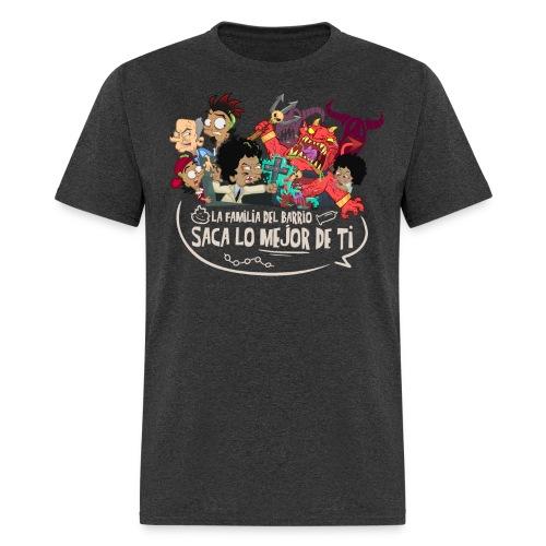 SACA LO MEJOR DE TI - Men's T-Shirt
