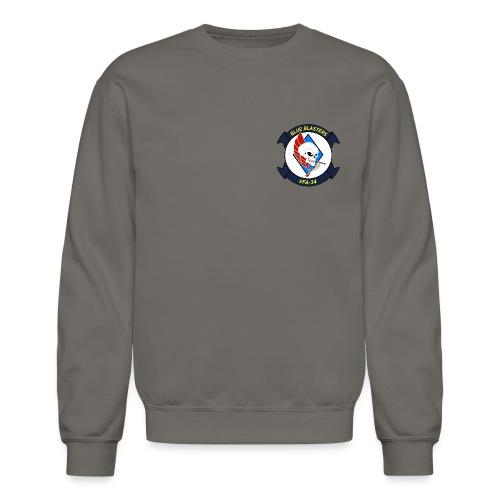 VFA-34 BLUE BLASTERS SWEATSHIRT - Crewneck Sweatshirt
