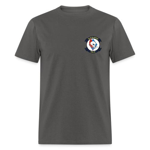 VFA-34 BLUE BLASTERS T-SHIIRT - Men's T-Shirt