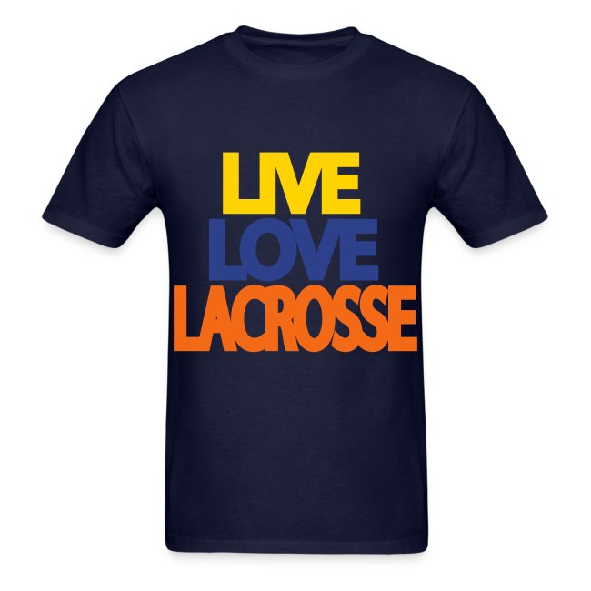 Live Love Lacrosse (Men's)