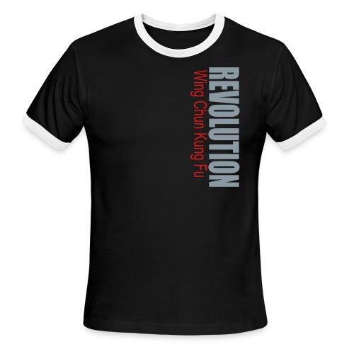 Revolution  - AP  - Men's Ringer T-Shirt