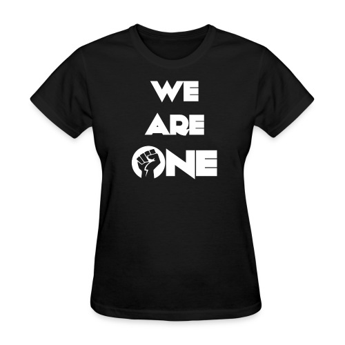 We Are One T-shirt - Women's T-Shirt