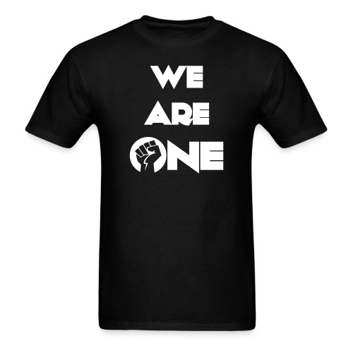 We Are One Tee - Men's T-Shirt