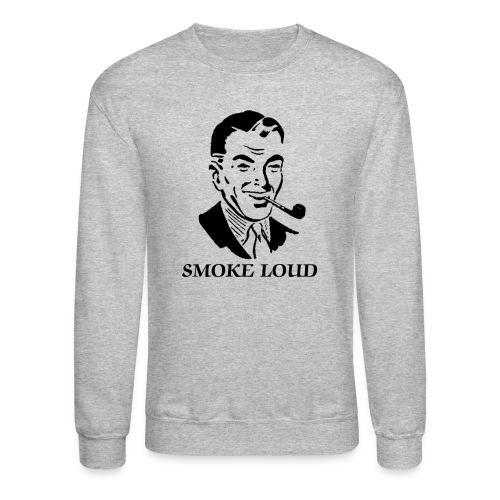 Smoke Loud Crew - Crewneck Sweatshirt