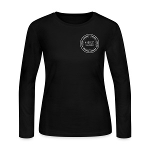 Women's BackOffice Long-sleeve - Women's Long Sleeve Jersey T-Shirt
