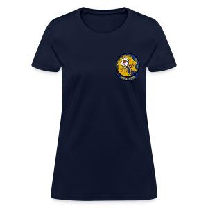 VFA-192 GOLDEN DRAGONS T-SHIIRT - WOMENS - Women's T-Shirt