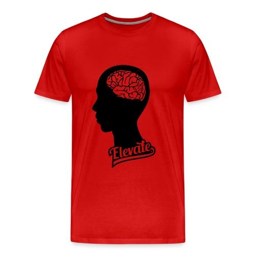 Elevate Men's T-Shirt - Men's Premium T-Shirt