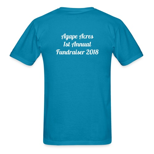 Agape Volunteer W - Men's T-Shirt