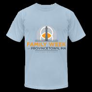 T-Shirts ~ Men's T-Shirt by American Apparel ~ Family Week