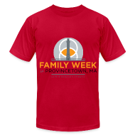 T-Shirts ~ Men's T-Shirt by American Apparel ~ Family Week