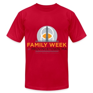 Family Week - Men's Fine Jersey T-Shirt