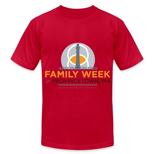 Family Week - Men's Fine Jersey T-Shirt