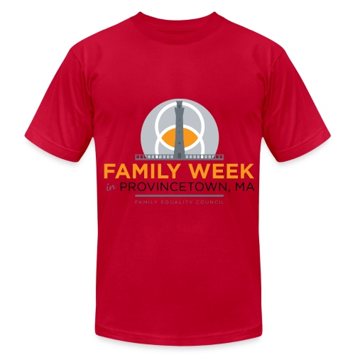 Family Week - Men's T-Shirt by American Apparel