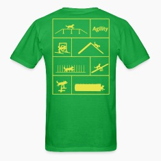 Agility obstacles T-Shirts