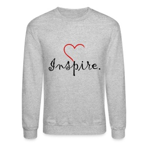 INSPIRE CREWNECK - Crewneck Sweatshirt