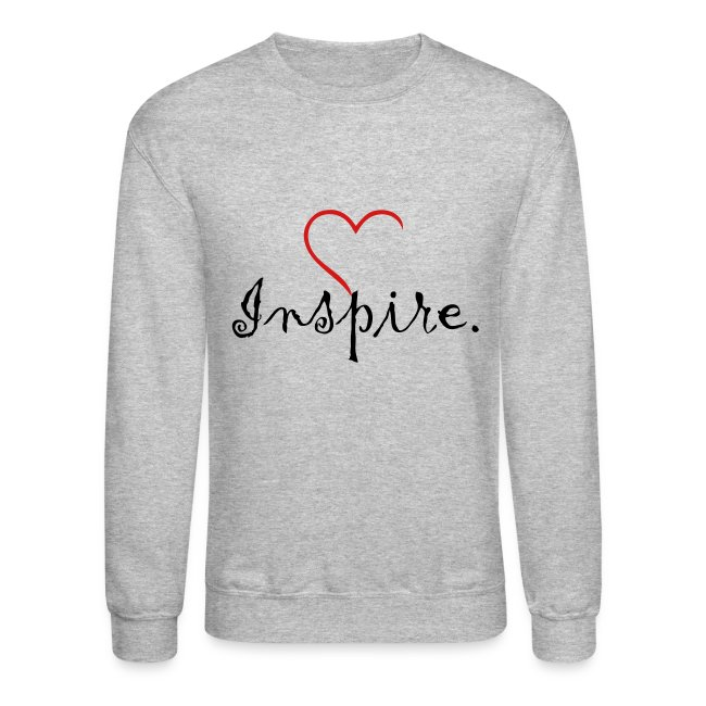 """INSPIRE"" CREWNECK"